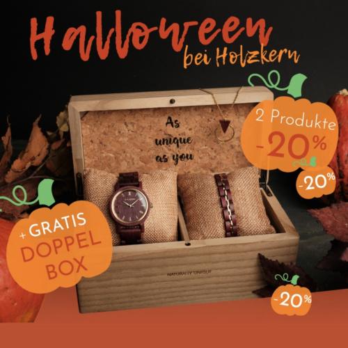 Happy Halloween: -20% auf 2 Produkte