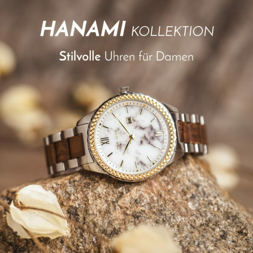 Die Hanami Kollektion (36mm)
