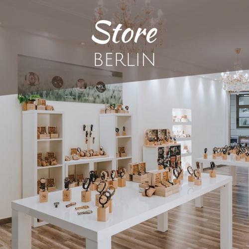 Der Holzkern Store in Berlin