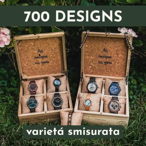 700 designs – Possibilità infinite