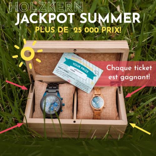Le Jackpot de l'été Holzkern