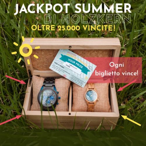 Jackpot Summer di Holzkern
