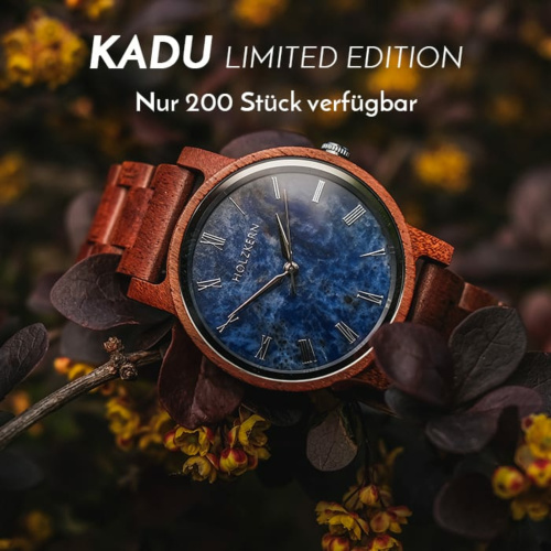 Die Kadu Limited Edition (36mm)