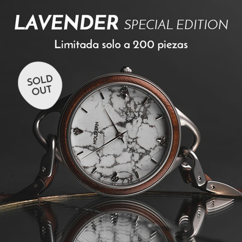 The Lavender Special Edition (36mm)