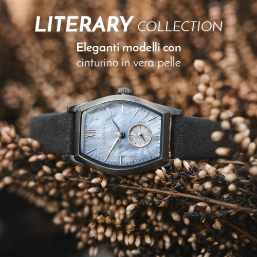 The Literary Collection (26mm)