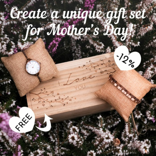 A gift as unique as your mum - Mother's Day at Holzkern