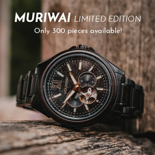 The Muriwai Limited Edition (42mm)