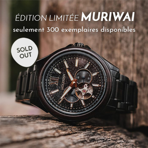 Édition limitée Muriwai (42mm)