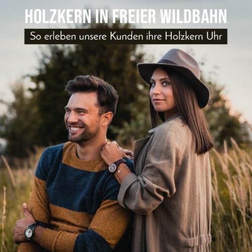 Holzkern in freier Wildbahn: Das sagen unsere Kunden über ihre Lieblings-Holzkern