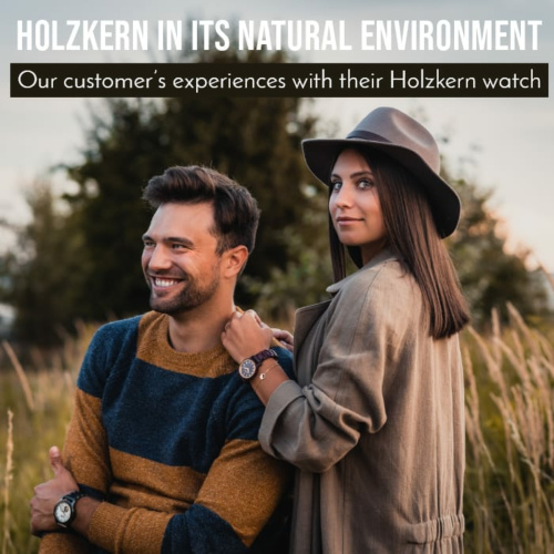 Holzkern in its Natural Environment: What our customers say about their favorite Holzkern
