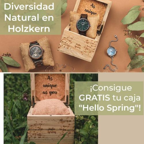 Más de 700 diseños únicos de Holzkern