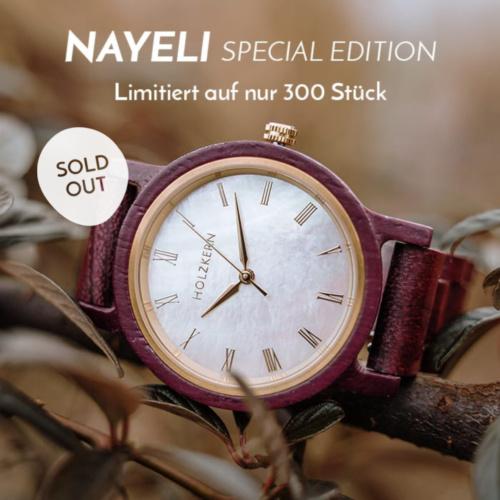 Die Nayeli Special Edition (36mm)