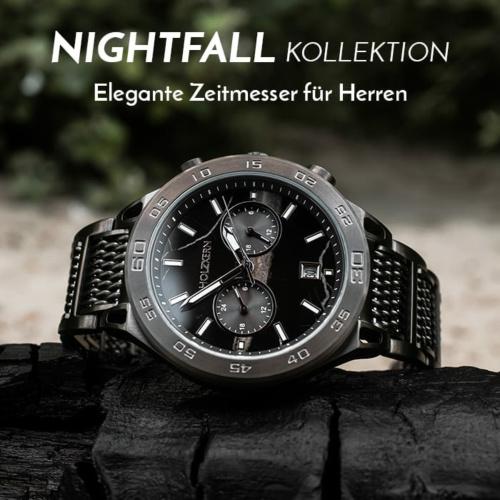 Die Nightfall Kollektion (42mm)