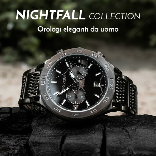 The Nightfall Collection (42mm)