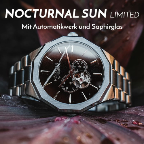 Die Nocturnal Sun Limited Edition (45mm)