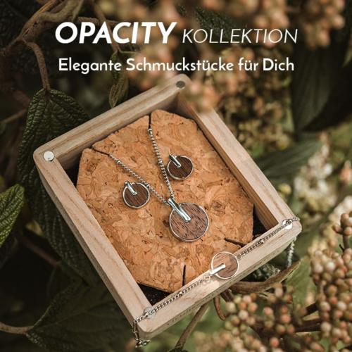 Die Opacity Schmuck-Kollektion