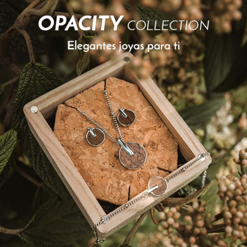 The Opacity Jewelry Collection