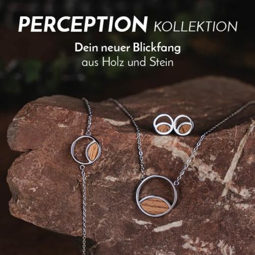 Die Perception Schmuck-Kollektion