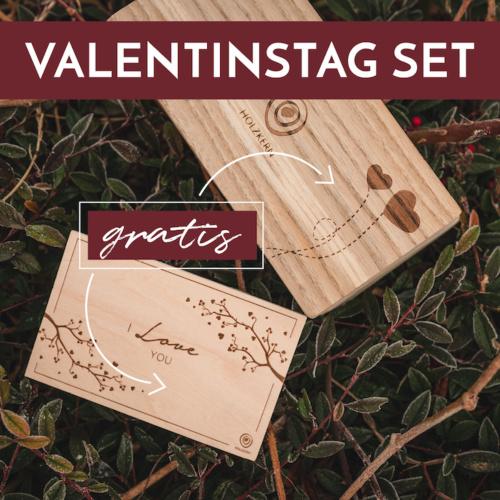 Valentinstags-Set