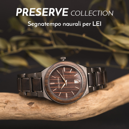 The Preserve Collection (36mm)