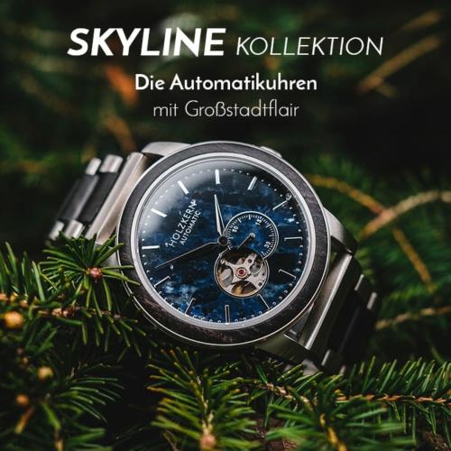 Die Skyline Kollektion (42mm)