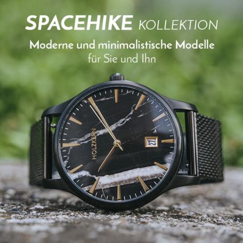 Die Spacehike Kollektion (40mm)