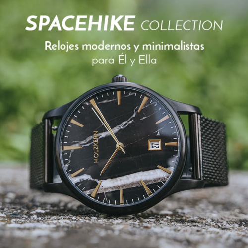 The Spacehike Collection (40mm)