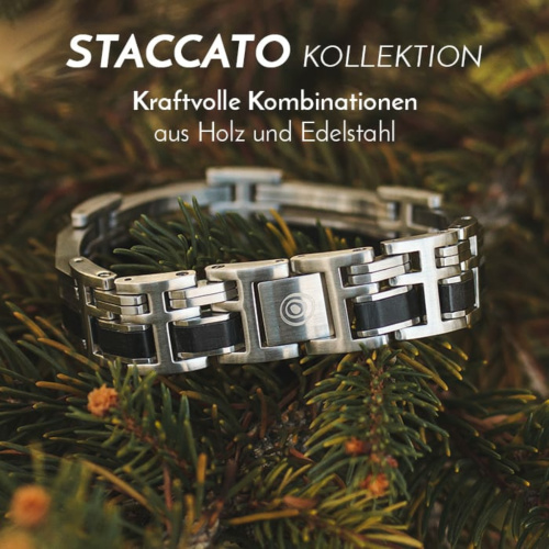 Die Staccato Bandlet-Kollektion