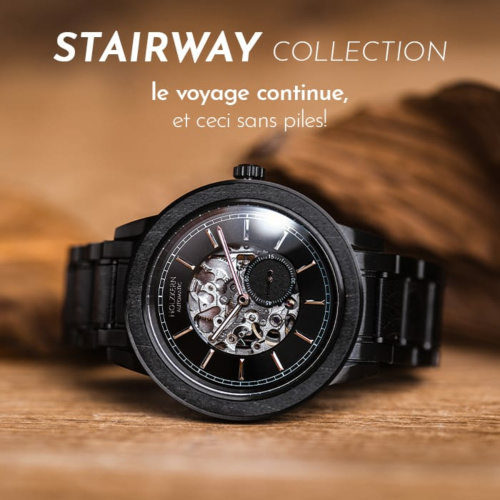 The Stairway Collection (43mm)