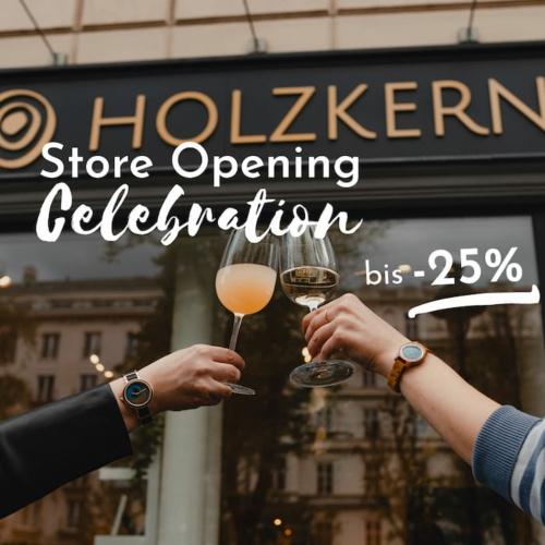 Store Opening Celebration - bis zu -25%