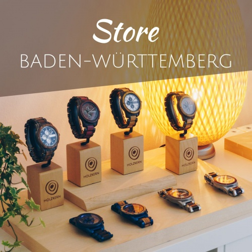 La boutique Holzkern dans le Bade-Wurtemberg