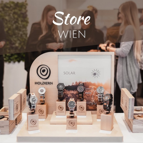 Der Holzkern Store in Wien
