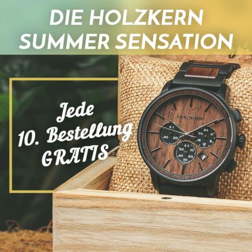 Holzkern Sommer Sensation - Jede 10. Bestellung gratis!