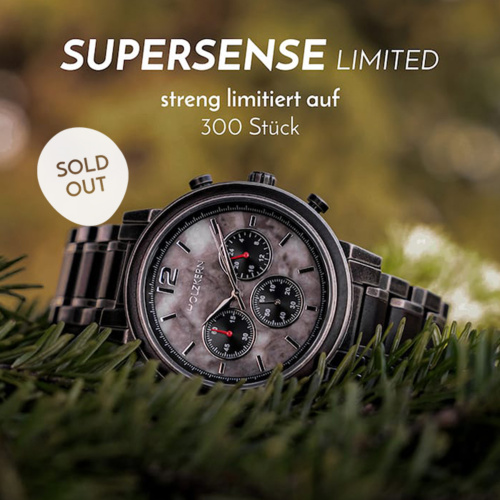 Die Supersense Special Edition (42mm)