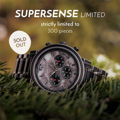 The Supersense Special Edition (42mm)
