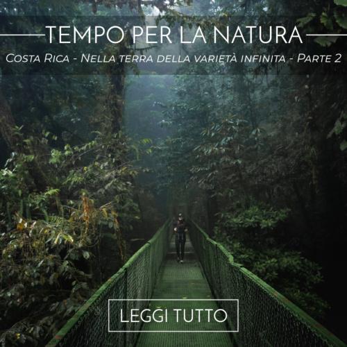 Costa Rica - Nella terra della varietà infinita - Parte 2