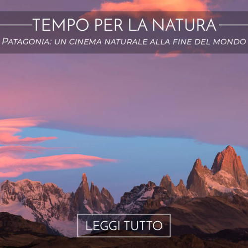 Patagonia: un cinema naturale alla fine del mondo