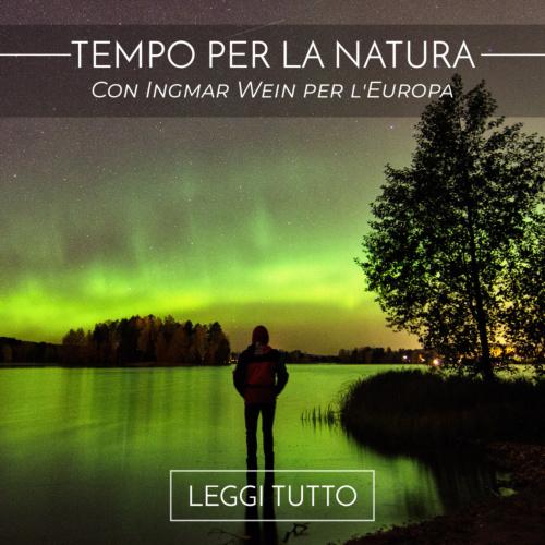 Con Ingmar Wein per l'Europa