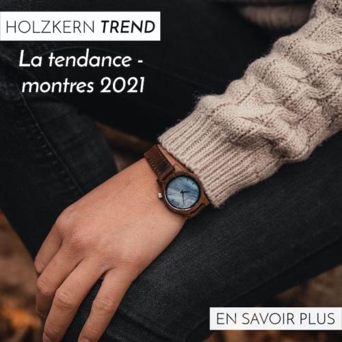 La tendance - montres 2021