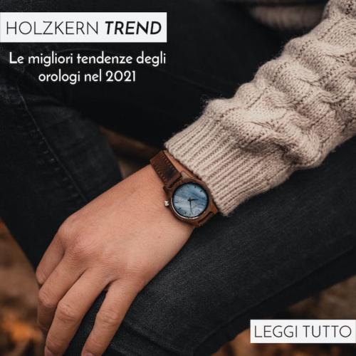 Le migliori tendenze degli orologi nel 2021
