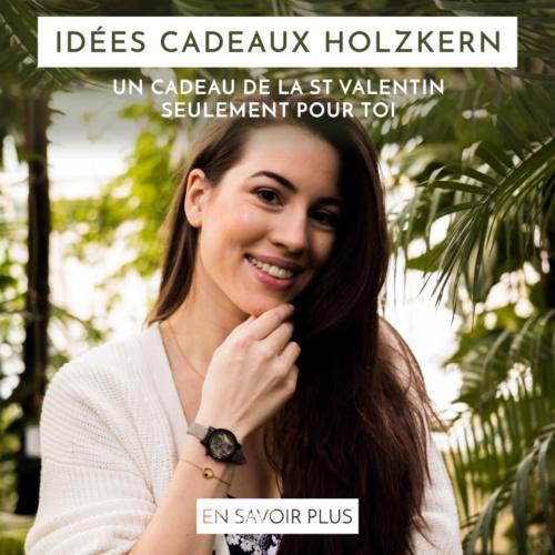 Les idées-cadeaux Holzkern : des cadeaux pour la Saint-Valentin seulement pour toi