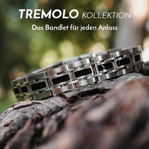 Die Tremolo Bandlet-Kollektion