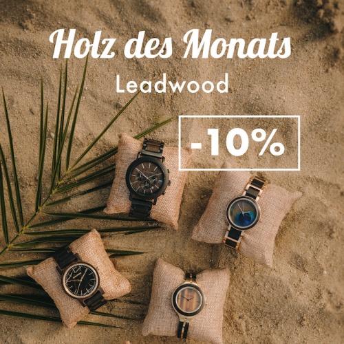 Holz des Monats: Leadwood
