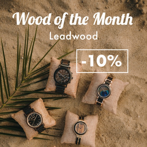 Wood of the month: Leadwood
