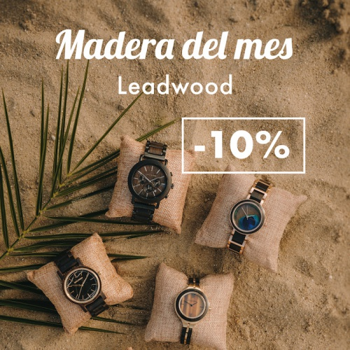 Madera del mes: Leadwood