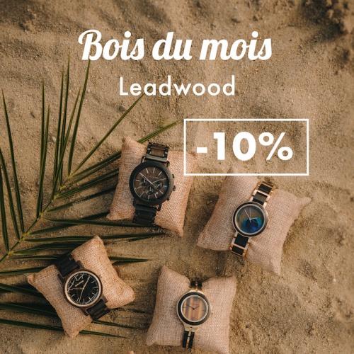 Bois du mois: Leadwood