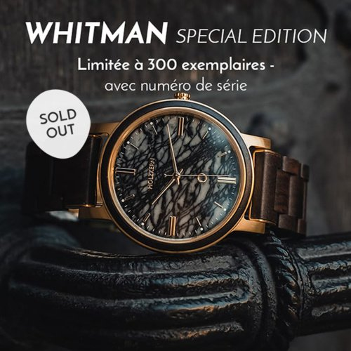 Whitman Special Edition