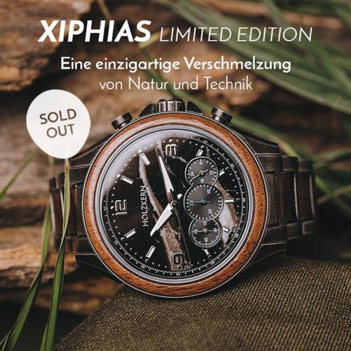 Die Xiphias Limited Edition (42mm)