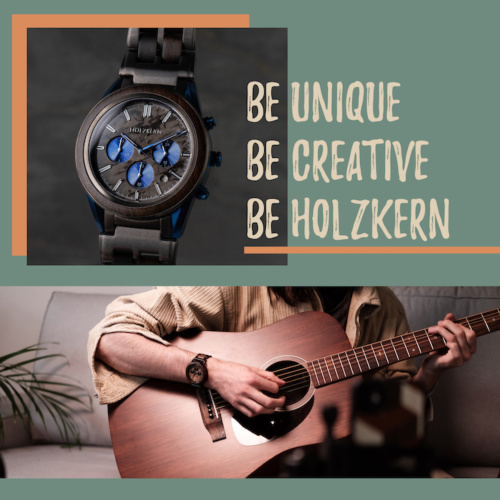 Be Creative - Be Unique - Be Holzkern!