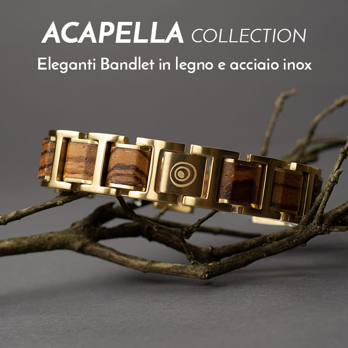 The Acapella Bandlet-Collection